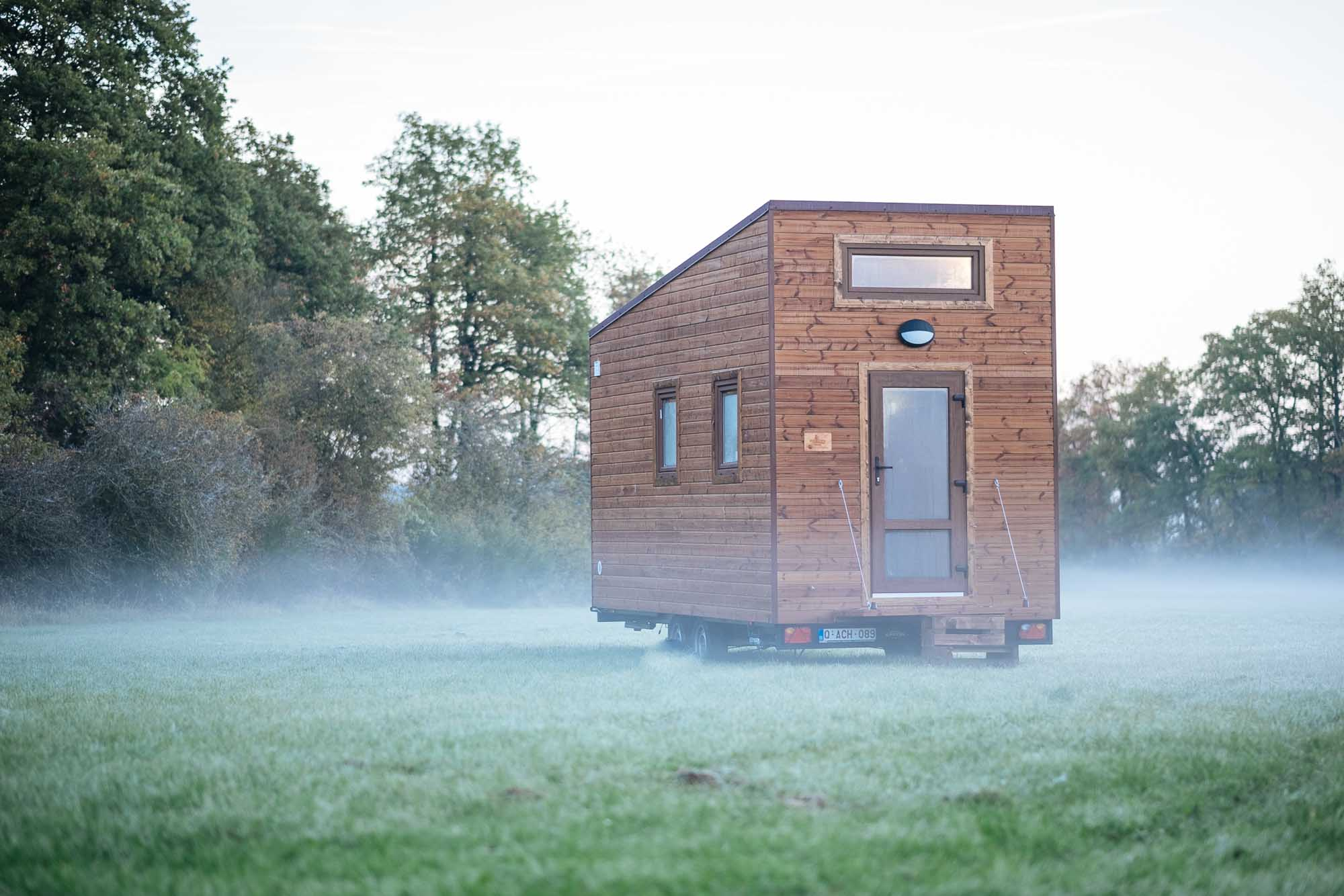 Tiny House planen